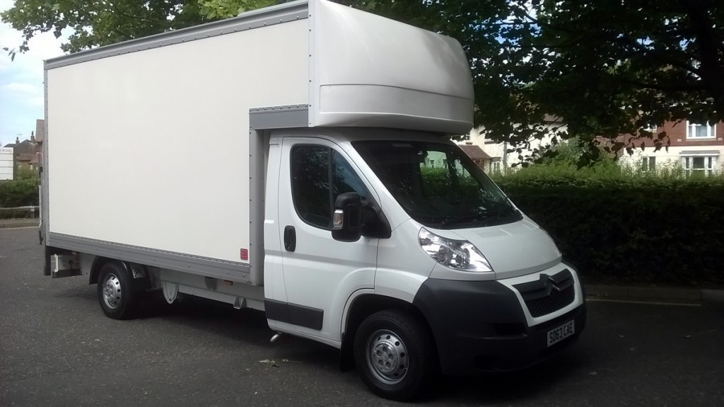 Man and Van removals West London